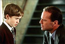 A still from Sixth Sense