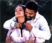 A still from Sathya