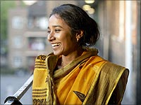 Tannishtha Chatterjee in Brick Lane