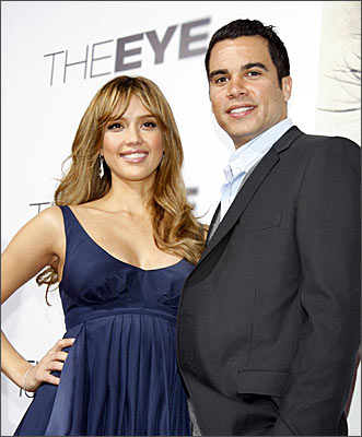 Jessica Alba and husband Cash Warren [Images] have become proud parents of a ...