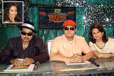 Shankar Mahadevan, Prasoon Joshi and Sharmila Tagore