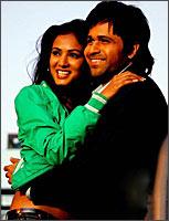 Sonal Chauhan and Emraan Hashmi