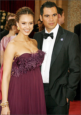Jessica Alba married