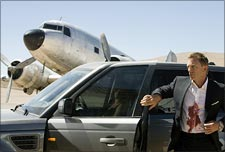A scene from Quantum of Solace