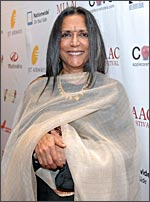 Deepa Mehta at the Mahindra Indo-American Arts Council Film Festival