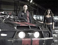 A scene from Death Race