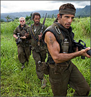 A still from Tropic Thunder