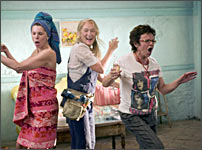A still from Mamma Mia!