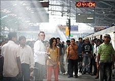 A still from Slumdog Millionaire
