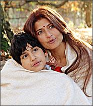 Zain Khan and Sarika in Hari Puttar