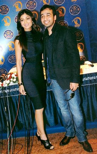 Shilpa Shetty-Raj Kundra