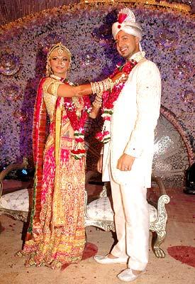 Rakhi Sawants Grand Engagement