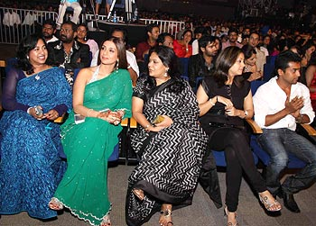 Radhika, Tabu, Lakshmi, Jyotika and Surya