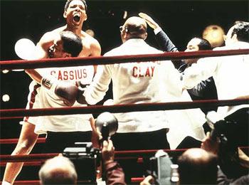 A scene from Ali