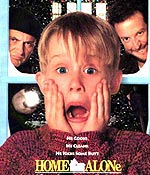 A poster of Home Alone