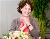 Meryl Streep in a scene from Julie & Julia