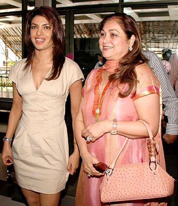 Priyanka Chopra and Tina Ambani