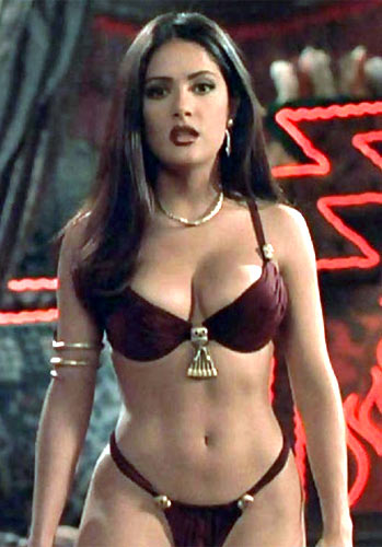 Salma Hayek as Santanico Pandemonium. Last updated on: August 18, 2009