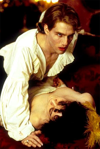 Tom Cruise as Lestat