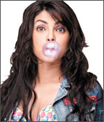 Priyanka Chopra in What's Your Raashee
