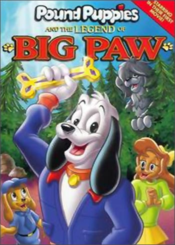 A scene from Pound Puppies And The Legend Of Big Paw