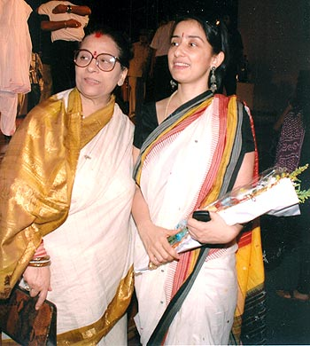 Sushma and daughter Manisha