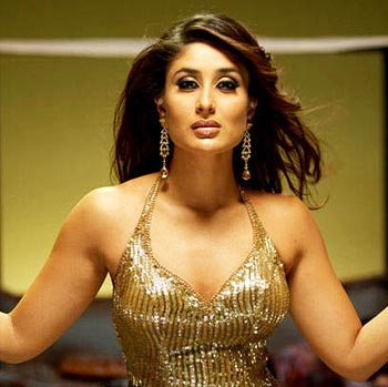 Kareena Kapoor in a scene from Don