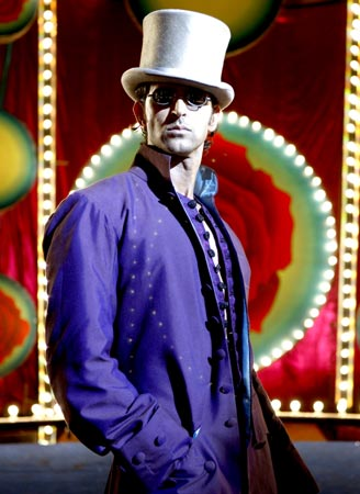 Hrithik Roshan in Luck By Chance
