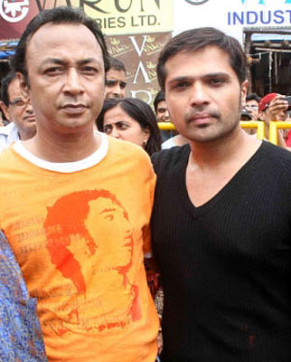 Ishaan Trivedi and Himesh Reshammiya