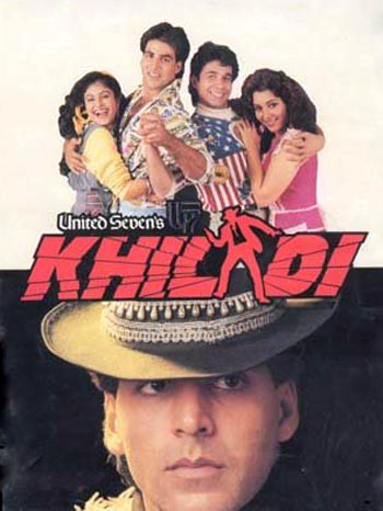 A scene from Khiladi