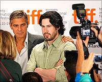 George Clooney and Jason Reitman