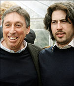 Ivan and Jason Reitman