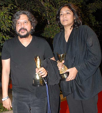 Amol Gupte and Deepa Bhatia