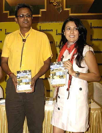 Dilip D'Souza and Mini Mathur