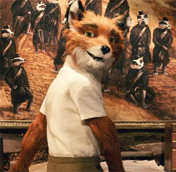 A scene from The Fantastic Mr Fox