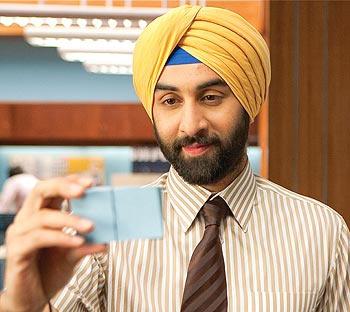 Ranbir Kapoor in Rocket Singh Salesman of the Year