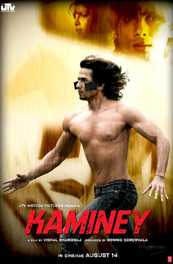 A poster of Kaminey