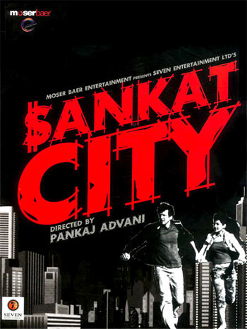 A poster of Sankat City
