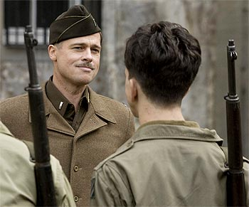 A scene from Inglourious Basterds