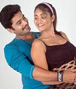 Arvind Vinod and Deepa Chari in Balam