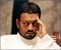 Irrfan Khan in a scene from Maqbool