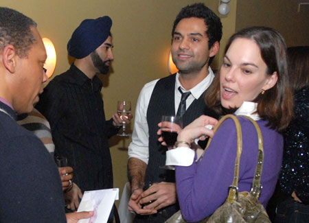 Abhay Deol in New York