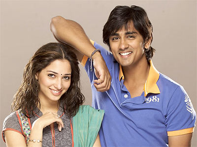 Siddharth and Tammannah