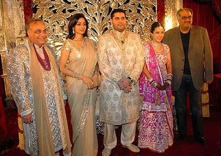 Bharat shah son wedding
