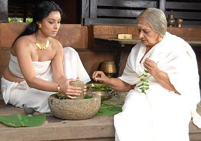 A scene from Sufi Panaja Katha