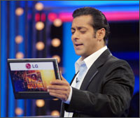 Salman Khan in 10 Ka Dum