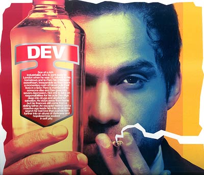 Abhay Deol in a scene from Dev D