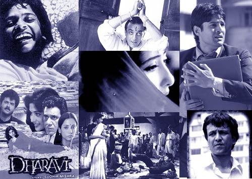 Collage of Salaam Bombay, Vaastav, Aamir, Satya, Dharavi, Mumbai Meri Jaan, Shree 420, Bombay