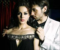 Kangana Ranaut and Adhyayan Suman in Raaz- The Mystery Continues
