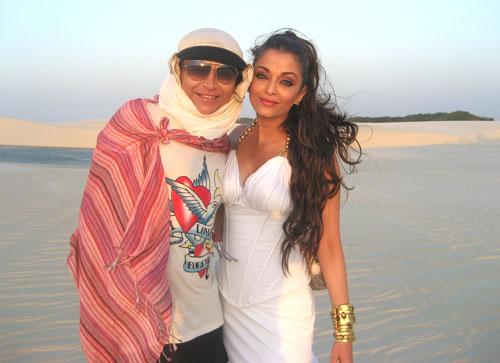 Ojas Rajani & Aishwarya Rai Bachchan